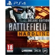 PS4 BATTLEFIELD HARDLINE...