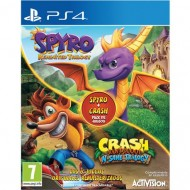 PS4 CRASH-SPYRO BUNDLE
