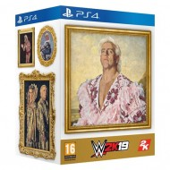 PS4 WWE 2K19 COLLECTOR EDITION