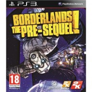 PS3 BORDERLANDS: THE...