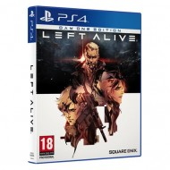 PS4 LEFT ALIVE (DAY ONE...