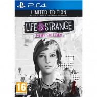 PS4 LIFE IS STRANGE BEFORE...