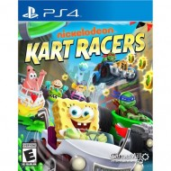 PS4 NICKELODEON KART RACERS