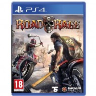 PS4 ROAD RAGE