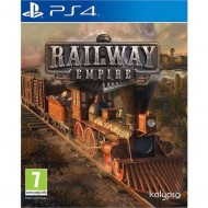 PS4 RAILWAY EMPIRE LIMITED...