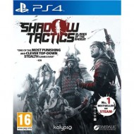 PS4 SHADOW TACTICS BLADES...