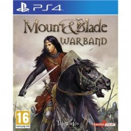 PS4 MOUNT & BLADE: WARBAND