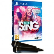 PS4 LET'S SING 2017 + 2 MICROS