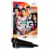 WII LET'S SING 9 VERSION...