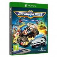 XBO MICRO MACHINES WORLD...