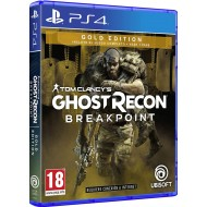 PS4 GHOST RECON BREAKPOINT...