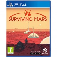 PS4 SURVIVING MARS