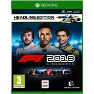 XBO F1 2018 HEADLINE EDITION
