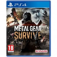 PS4 METAL GEAR SURVIVE