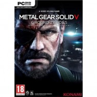 PC METAL GEAR V :GROUND HEROES