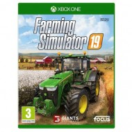 XBO FARMING SIMULATOR 19