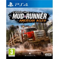 PS4 SPINTIRES: MUDRUNNER....