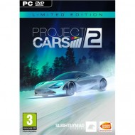 PC PROJECT CARS 2 - EDICION...