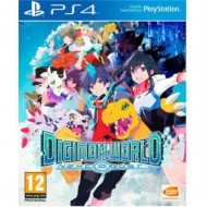 PS4 DIGIMON WORLD: NEXT ORDER