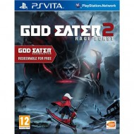 PSV GOD EATER 2: RAGE BURST...