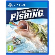PS4 LEGENDARY FISHING