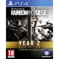 PS4 RAINBOW SIX SIEGE GOLD...