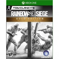 XBO RAINBOW SIX SIEGE GOLD...