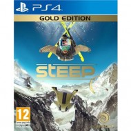 PS4 STEEP GOLD