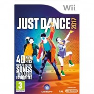 WII JUST DANCE 2017 P