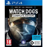 PS4 WATCH DOGS - COMPLETE...
