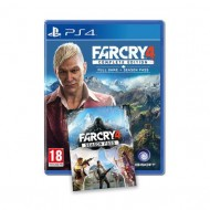 PS4 FARCRY 4 COMPLETE