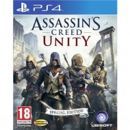 PS4 ASSASSIN'S CREED UNITY...