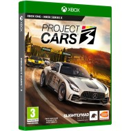 XBO PROJECT CARS 3