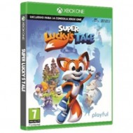 XBO SUPER LUCKY'S TALE