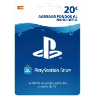 AC PSN NETWORK CARD 20EUR...