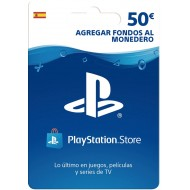 AC PSN NETWORK CARD 50EUR