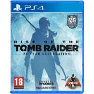 PS4 RISE OF THE TOMB RAIDER...