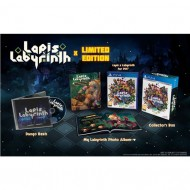 PS4 LAPIS X LABYRINTH X...