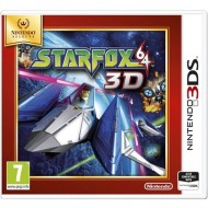3DS STAR FOX 64 SELECTS
