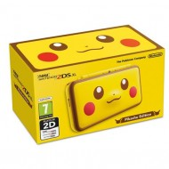 CON NEW 2DS XL PIKACHU EDITION