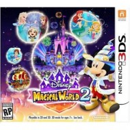 3DS DISNEY MAGICAL WORLD 2 FRA