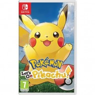 SW POKEMON LET'S GO PIKACHU!