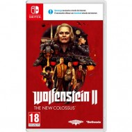 SW WOLFENSTEIN II: THE NEW...