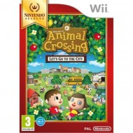 WII ANIMAL CROSSING SELECTS