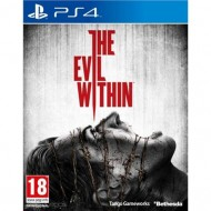 PS4 THE EVIL WITHIN