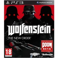 PS3 WOLFENSTEIN: THE NEW...