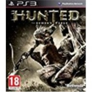 PS3 HUNTED THE DEMON´S FORGE