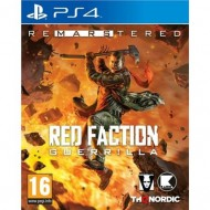 PS4 RED FACTION GUERRILLA...