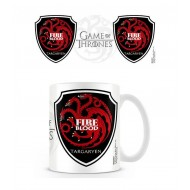 MERC GAME OF THRONES TAZA...
