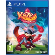 PS4 KAZE AND THE WILD MASK